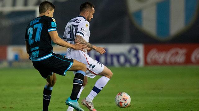 Atlético Tucumán y Vélez cerraron la fecha empatando sin goles.