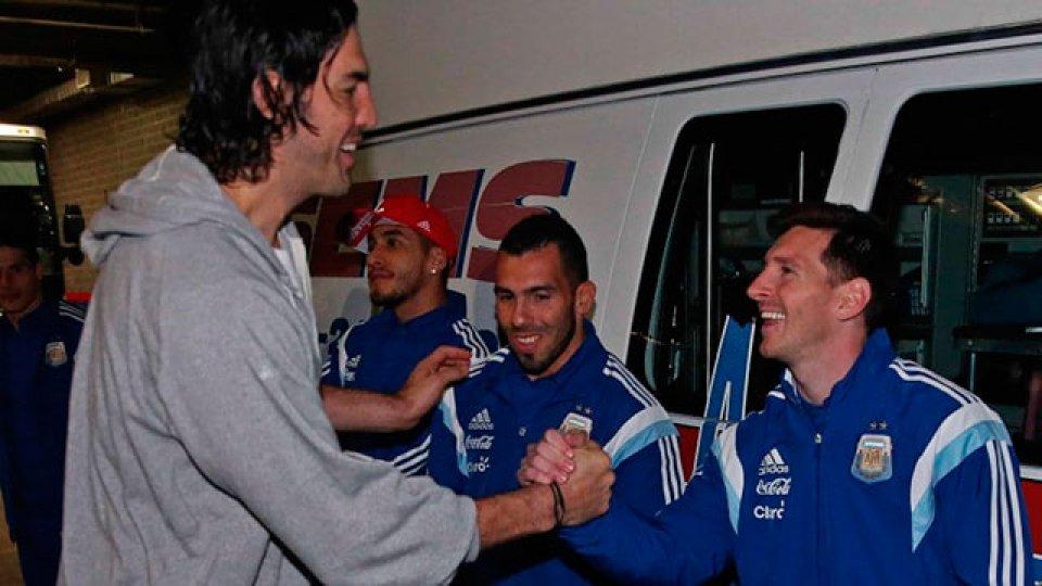 El mensaje de Messi a Scola tras su último partido con la Selección.
