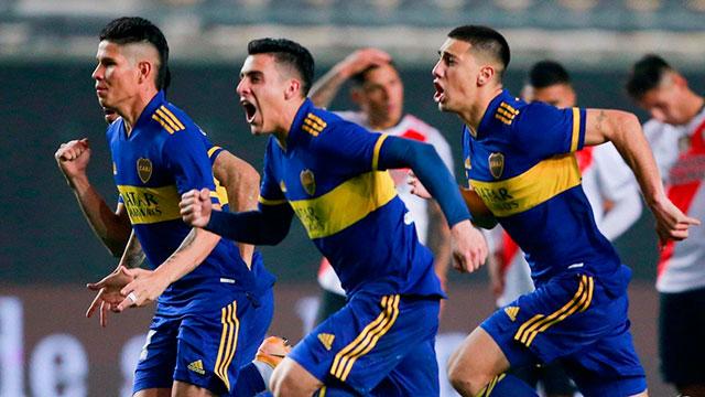 Copa Argentina: Boca eliminó a River por penales y jugará ante Patronato en cuartos
