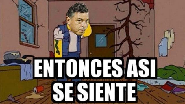 Los imperdibles memes de la eliminación de Boca a River.