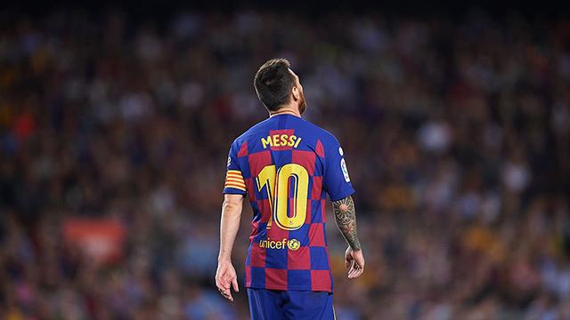Bomba mundial: Barcelona anunció que Lionel Messi no continuará en el club