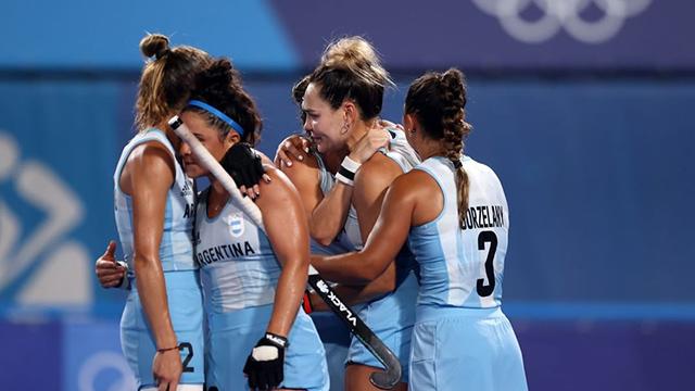 Las Leonas cayeron ante Países Bajos y lograron la medalla de plata.
