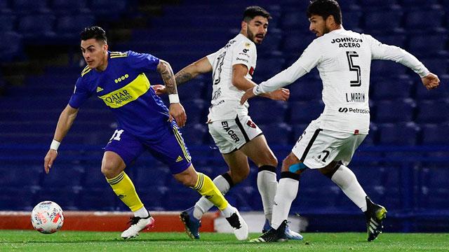 Boca y Patronato abrirán los cuartos de final de la Copa Argentina.