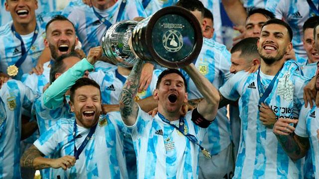 La Selección tendrá un gran homenaje en el Monumental.