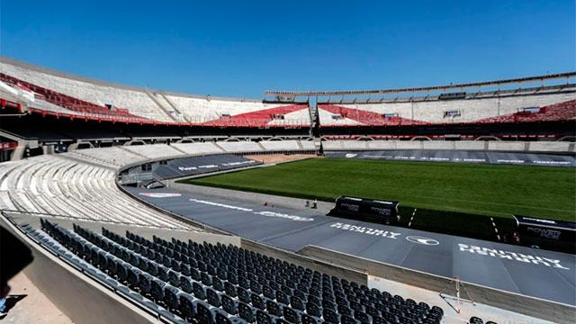El partido en el Monumental por las Eliminatorias contará con público.