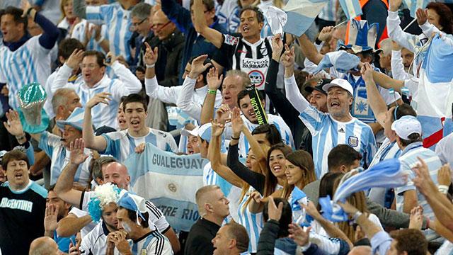 Argentina-Bolivia, por Eliminatorias, se jugará con 21.000 hinchas.