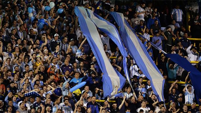 El próximo jueves será la vuelta del público a los estadios en Argentina.
