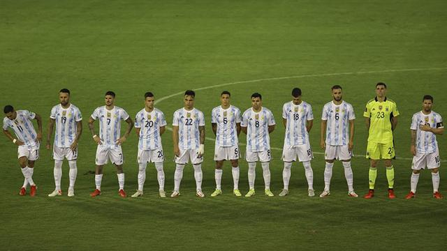 Argentina se mantiene como escolta en la competencia continental.