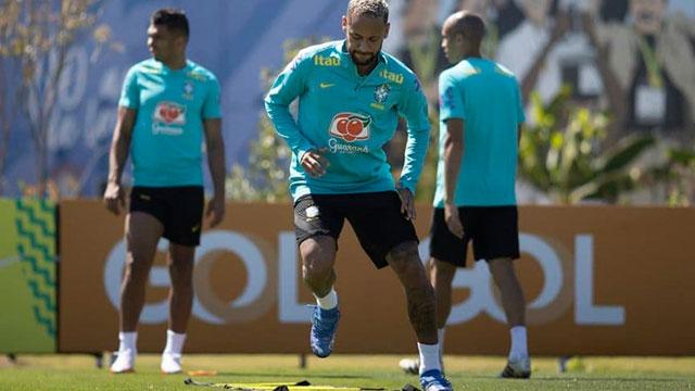 Con Neymar y Gabigol, Brasil tiene equipo confirmado.