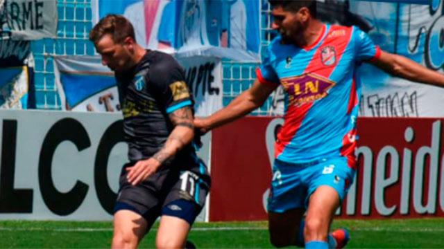 Liga Profesional: Atlético Tucumán y Arsenal igualaron sin goles.