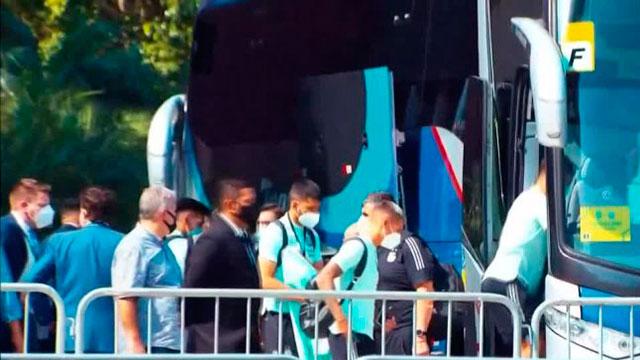 Los cuatro futbolistas de la Selección jugarán en San Pablo.