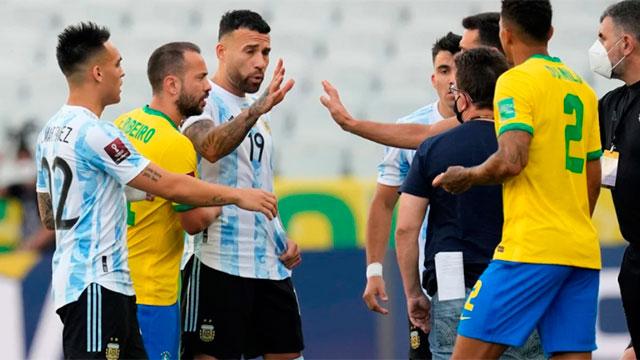 FIFA aseguró que Argentina y Brasil tendrán seis días para realizar su descargo.