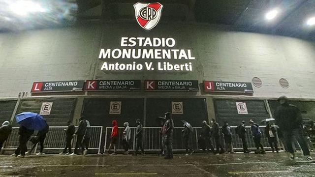 El choque en el Monumental tendrá 21.000 espectadores.