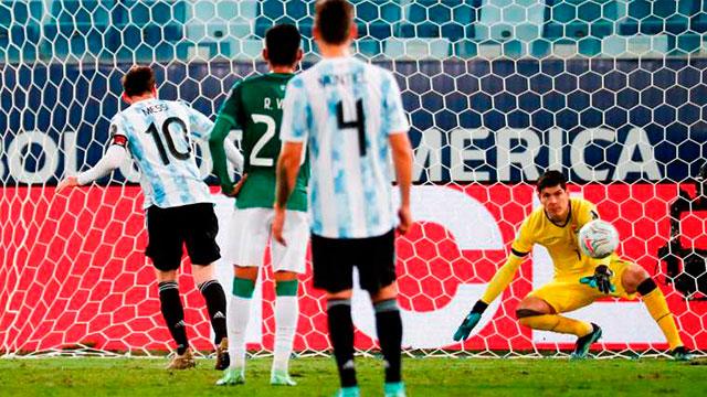 Argentina regresa al Monumental y enfrenta a Bolivia por Eliminatorias.