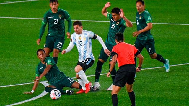 AFA anunció que la Selección seguirá jugando en el Monumental por Eliminatorias