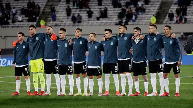 La Selección Argentina comienza el periplo el jueves 7 de octubre.