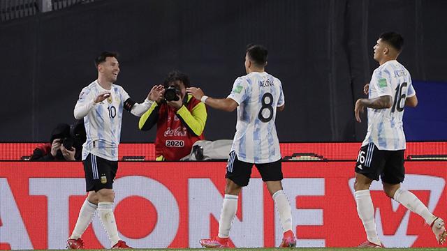El seleccionado argentino regresará a la actividad recién el 7 de octubre.
