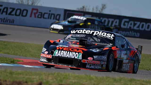 Ledesma, el piloto de Chevrolet, ganó la final del Turismo Carretera.