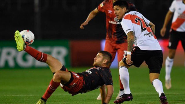 El Millonario sufrió, pero se impuso por 4-1 a la Lepra, por la fecha 11.