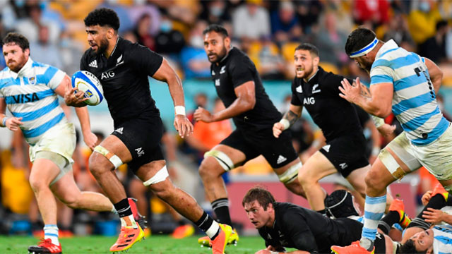 Rugby Championship: Los Pumas cayeron ante Los All Blacks por 36-13