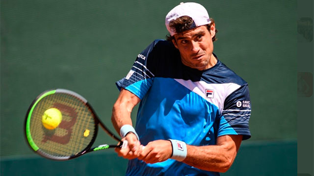 Copa Davis: Guido Pella derrotó Arutiunian e igualó la serie ante Bielorrusia