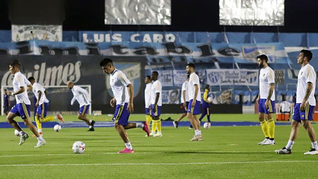 Liga Profesional: con equipo alternativo, Boca vence 1-0 en Tucumán