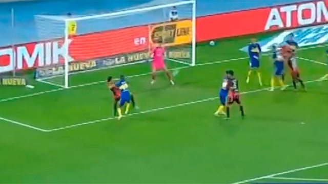 La última jugada: el penal no cobrado para Patronato que pudo cambiar el destino ante Boca