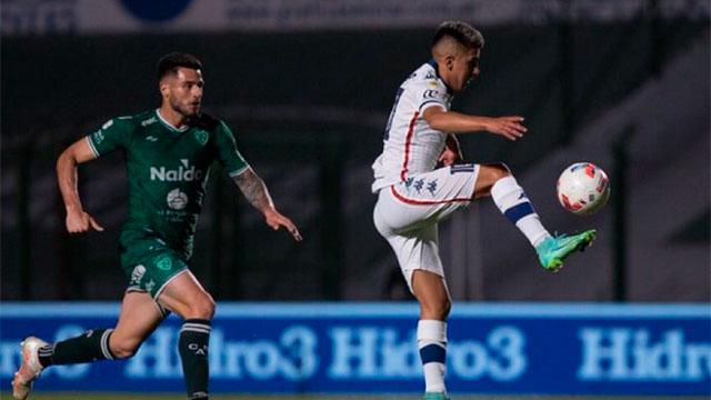 Vélez abrió la fecha 13 y venció a Sarmiento como visitante.