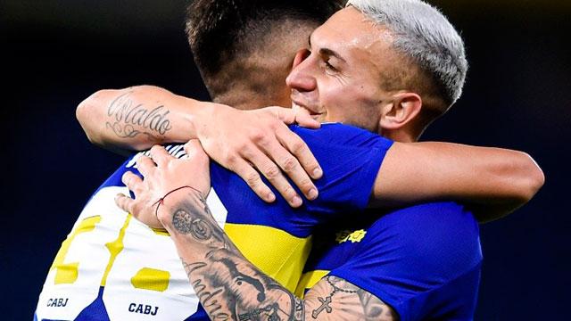 Liga Profesional: Boca buscará mantener la buena racha ante Colón en la Bombonera
