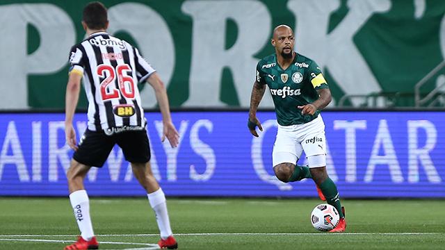 Mineiro recibe a Palmeiras para definir primer finalista de Libertadores.