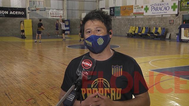 Giorello habló en la previa del tercer juego entre Paracao y Bancario.