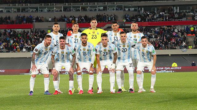 La Selección sigue invicta y el boleto a Qatar está cada vez más cerca.