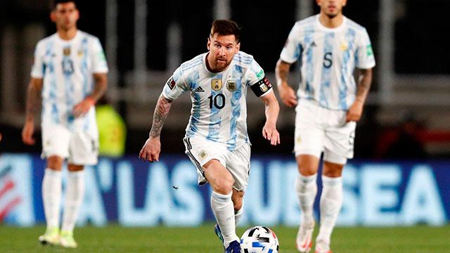 """""""Teníamos que ganarlo y salió todo perfecto"""", dijo Messi."""
