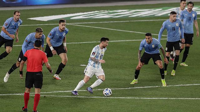 Argentina tendrá un aforo casi total en su visita a Uruguay por Eliminatorias