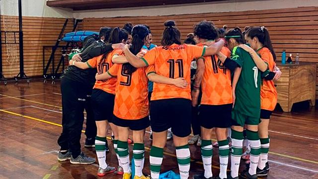 Banfield retira del torneo al equipo femenino de futsal.
