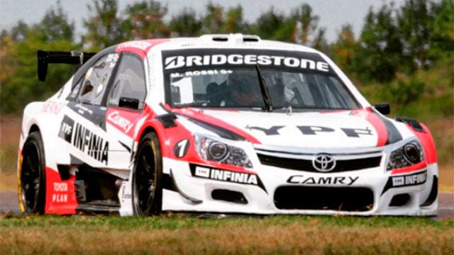 Histórico: Oficializaron la llegada de Toyota al Turismo Carretera.