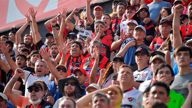 A fin de año podría haber aforo total en el fútbol. (Foto: Prensa Patronato)