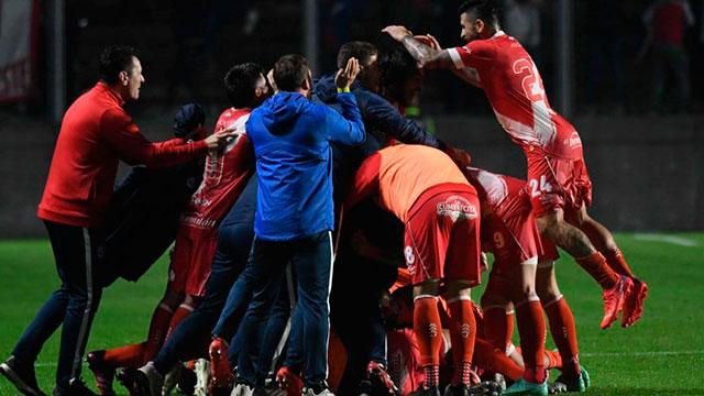 Argentinos le ganó a San Telmo y será rival de Boca en semifinales.
