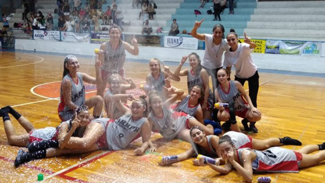 Colón y Villa Elisa reciben el Entrerriano Femenino U15.