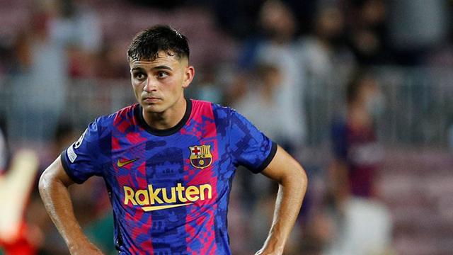 Pedri tendrá un acto de renovación de contrato este viernes en el Camp Nou.