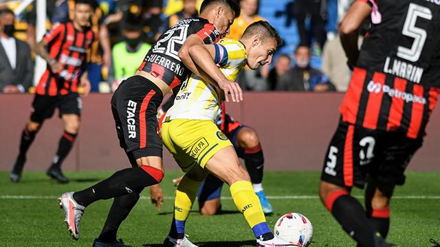 Liga Profesional: Patronato da vuelta el cotejo y vence 2-1 con Rosario Central