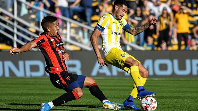 Liga Profesional: Patronato reacciona e iguala 1-1 con Rosario Central