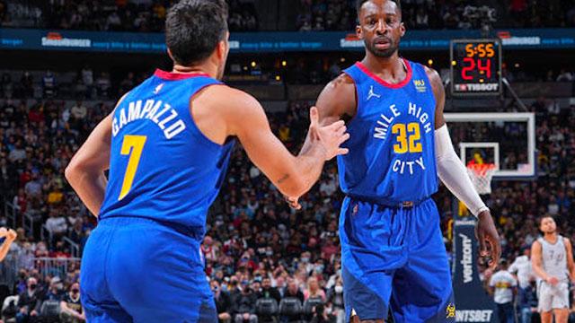 NBA: Con un buen trabajo de Campazzo, Denver le ganó a los Spurs y sigue invicto