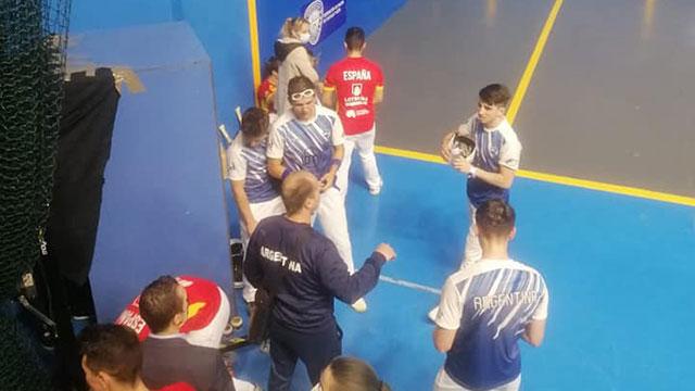 Con presencia entrerriana, Argentina se consagró en el Mundial de Pelota Sub-23
