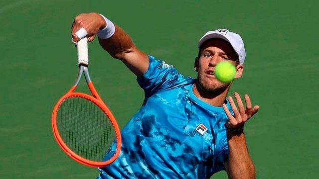 Diego Schwartzman perdió ante Jannik Sinner en la final del ATP de Amberes