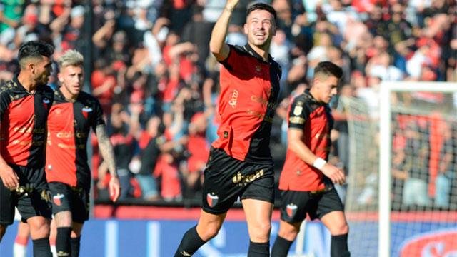 Liga Profesional: Colón volvió al triunfo ante Estudiantes en Santa Fe