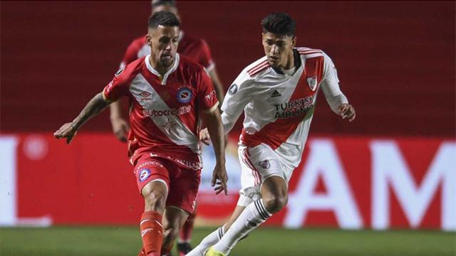 River recibe a Argentinos con la intención de dar otro paso hacia el título
