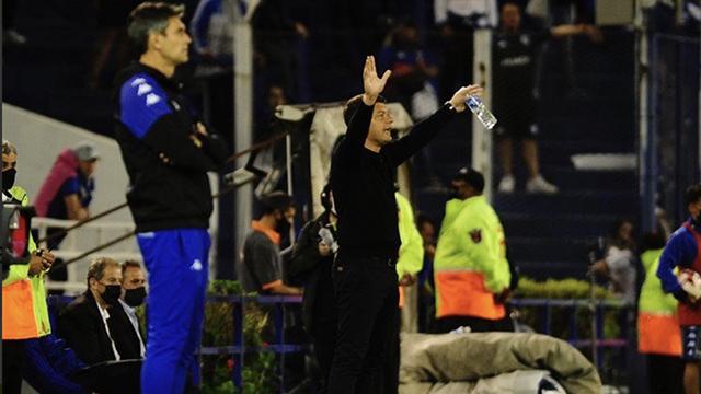 """Battaglia tras la caída de Boca: """"No siempre se pueden dar vuelta los partidos"""""""