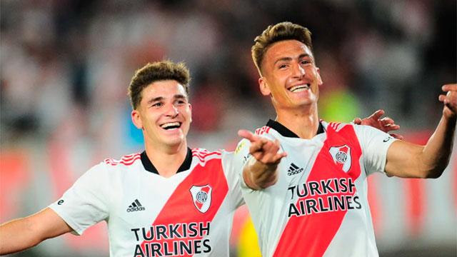 River sigue estirando la ventaja en la Liga Profesional: Cómo se juega la próxima fecha