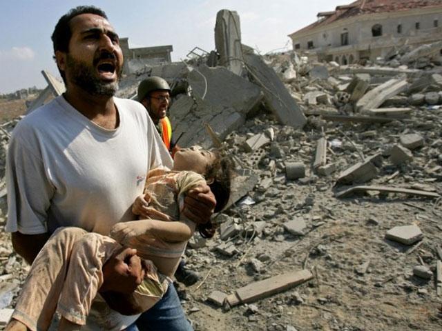 Unos 250 millones de niños viven en países afectados por guerras: ONU